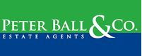 Peter Ball & Co Estate Agents logo
